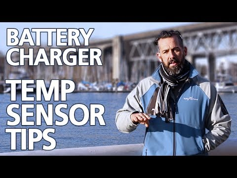 Tips - Installing a Battery Charger Temperature Sensor