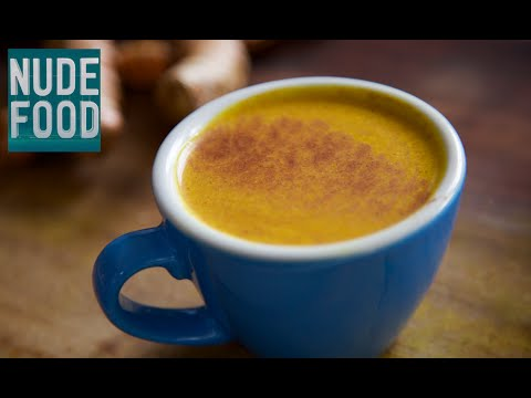 Download How to make a Turmeric Latte Mp4 HD Video and MP3