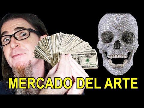 LA VERDAD SOBRE EL MERCADO DEL ARTE ¿QUIÉN CREA A LOS ARTISTAS?