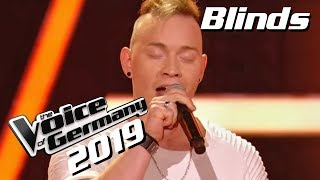 James Arthur   You Deserve Better (Erwin Kintop) | The Voice Of Germany 2019 | Blinds