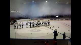 preview picture of video '15.3.2012 Karvina-AZ 4-6 konec a oslava MISTRI!!!!!  KRALOVE LIGY!!!!!.mp4'