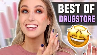 BEST DRUGSTORE MAKEUP OF 2019!!