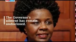 Who is Governor Joyce Laboso | PROFILE
