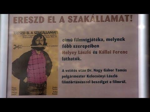 Filmvetítés a Tabánban - Ereszd el a szakállamat! - video preview image