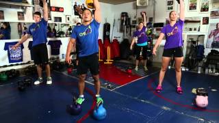 8. Kettlebell Workout • Blitz Workout by ChiChiHealthFitness