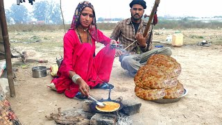 INDIAN Village Woman Cooking Food💕VILLAGE LIFE OF INDIA💕RURAL LIFE OF INDIA💕VILLAGER LIFESTYLE
