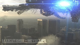 Skyline |2010| All Alien Attack Scenes [Edited]
