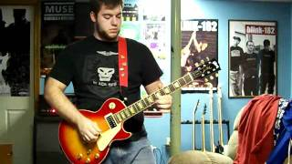 Angels and Airwaves - Inertia Guitar Cover