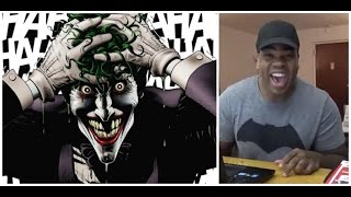 Batman: The Killing Joke WILL BE RATED R!!!