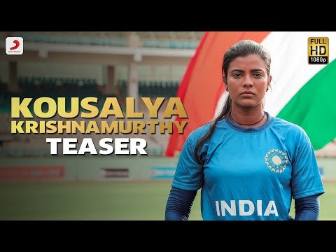Actress Aishwarya Rajesh New Movie Kousalya Krishnamurthy Official Teaser