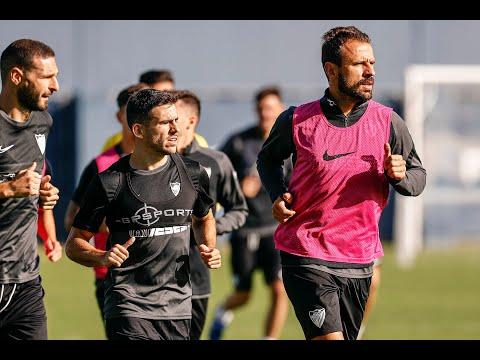 El portugués Orlando Sá vuelve al grupo tras dos semanas ausente por lesión