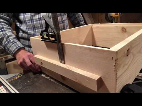 , title : 'Building Your Own Beehive Box