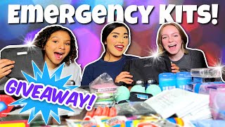 EMERGENCY KITS FOR TEEN GIRLS 2020-2021! | BACK TO SCHOOL! | PERIOD KIT!