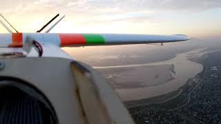 X UAV mini talon FPV long range 4km - MY COUNTRY #xuavminitalonfpvlongrange