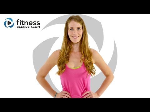 Bodyweight HIIT Cardio Workout - Sweaty At Home Cardio HIIT (no Equipment) Mp3