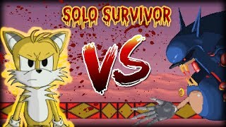 Sonic.exe: The Spirits Of Hell | Tails [SOLO SURVIVAL]