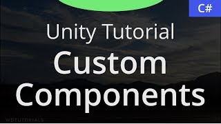 Unity ECS - Poisoned, Custom Components (Tutorial)