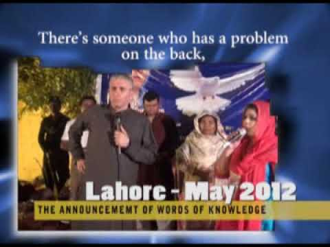 Ministry in Lahore and Khanewal, Pakistan