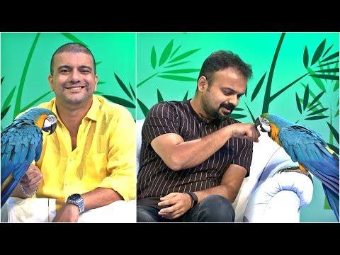 Vishu Special Programme I Chat show with team 'Panchavarnathatha' I MazhavilManorama