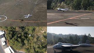 FreeWing Venom 90mm EDF Jet Maiden Flight by dji digital FPV & iPhoneX