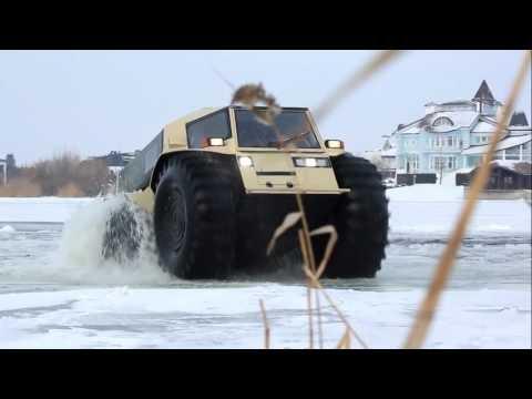 Merci Krasnoyarsk cacciante e da pesca