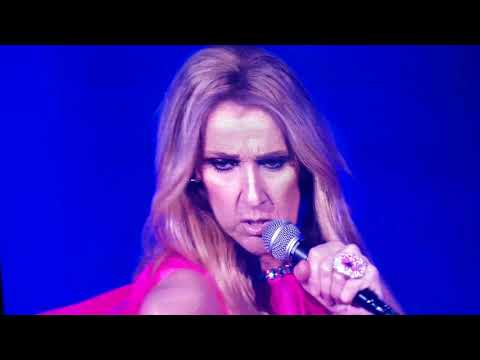 """My Heart Will Go On"" Celine Dion Live in Manila @ MOA on July 19,2018"
