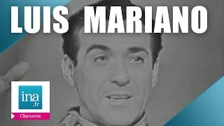 "Luis Mariano ""Maman, la plus belle du monde"" | Archive INA"