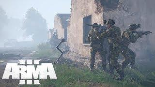 ARMA 3 CONTACT Campaign part 03 - ALIEN ENCOUNTER!!! - Самые