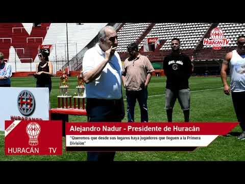 "¡Reviví el Primer Torneo de ""Huracanes del Mundo""!"