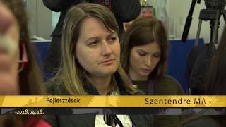 Szentendre MA / TV Szentendre / 2018.04.16.