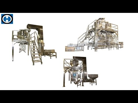 Automated Food Packaging Machine Systems Modified