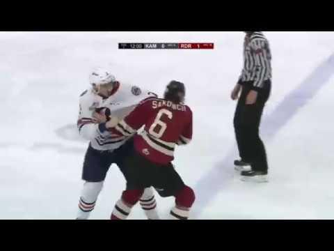 Ethan Sakowich vs. Tylor Ludwar