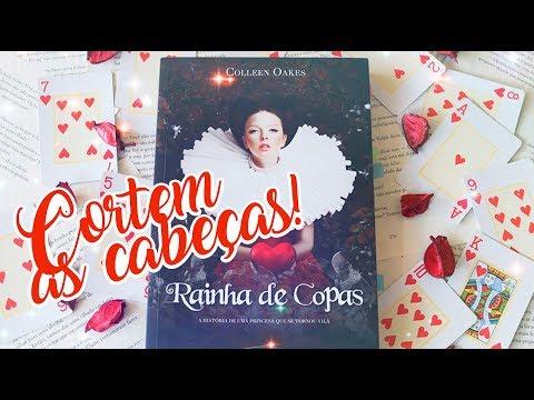 Rainha de Copas - Livro 1 - Colleen Oakes