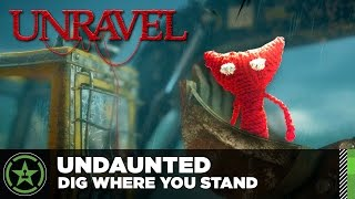 Dig Where You Stand and Undaunted Achievements – Unravel