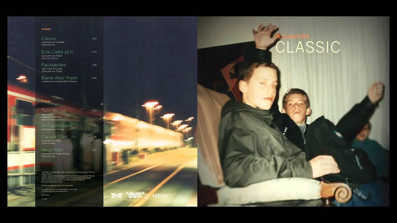 AzudemSK - Classic Vinyl [Video, Review, Infos und noch mehr]