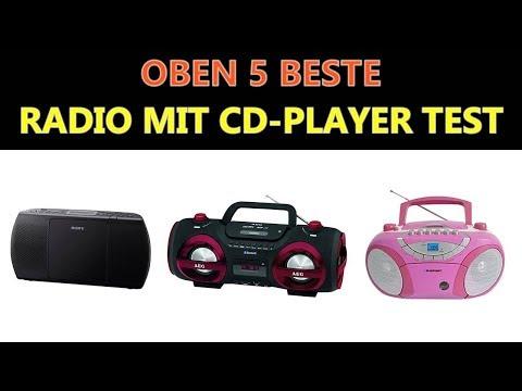 Beste Radio mit CD Player Test 2019