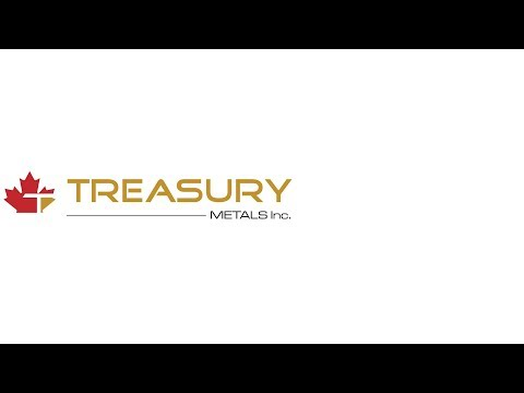 Treasury Metals: Next Step Financing Mine Development for P...