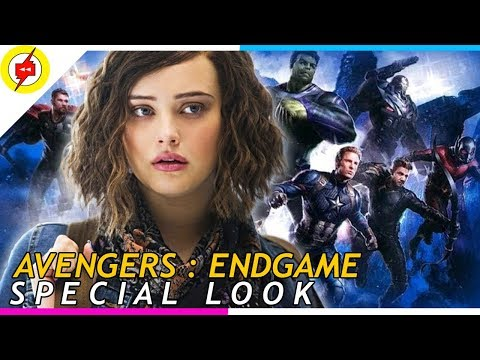 Avengers  Endgame 2019 | [SPECIAL LOOK] | First Look LEAKED !!!!