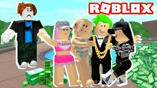 EXPOSING GOLD DIGGERS IN ROBLOX PRANK! | Roblox Social Experiment