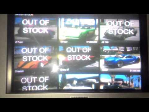 Video Cara Mendapatkan Mobil Gratis Di Gta 5 Ps3