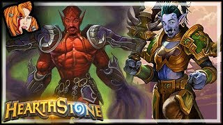 ALL SHRINES COMPLETED! - Rastakhan's Rumble Hearthstone