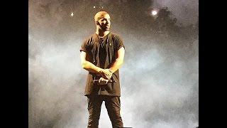 """Drake Debuts A New Verse Dissing Cash Money In Detroit On His """"Jungle Tour"""""""