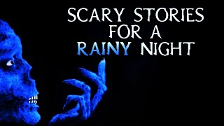 Scary True Stories Told In The Rain | Thunderstorm Video | (Scary Stories) | (Rain Video) | (Rain)