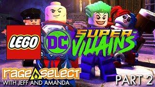 LEGO DC Super-Villains - The Dojo (Let's Play) Part 2