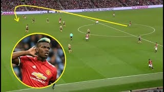 Just Some Incredible Paul Pogba Passes