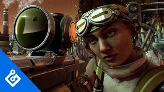 New Combat Gameplay And Details For The Outer Worlds