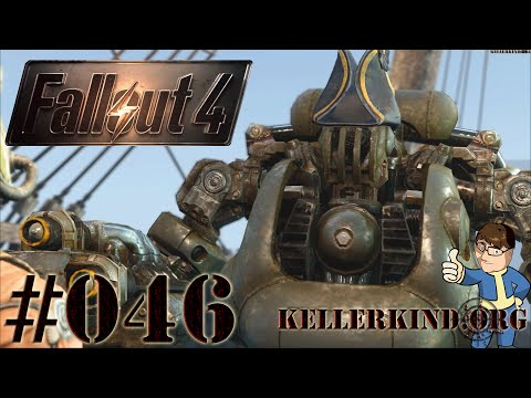 Fallout 4 [HD|60FPS] #046 - Ironsides letzte Mission ★ Let's Play Fallout 4