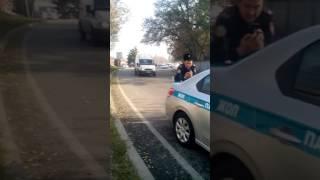Жол полиция Алматы