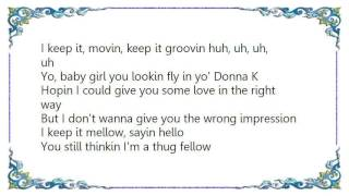 Brian McKnight - Groovin' Tonight Lyrics