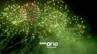 Edinburgh's Fireworks 2018 | Hogmanay Live: New Year's Eve 2017 - BBC